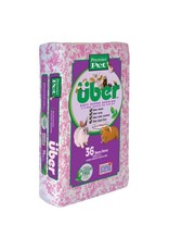 Uber UBER Soft Paper Bedding Pink/White