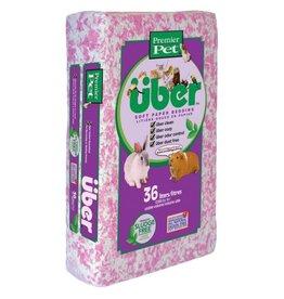 Uber UBER Soft Paper Bedding Pink/White