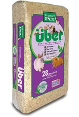 Uber UBER Soft Paper Bedding Natural