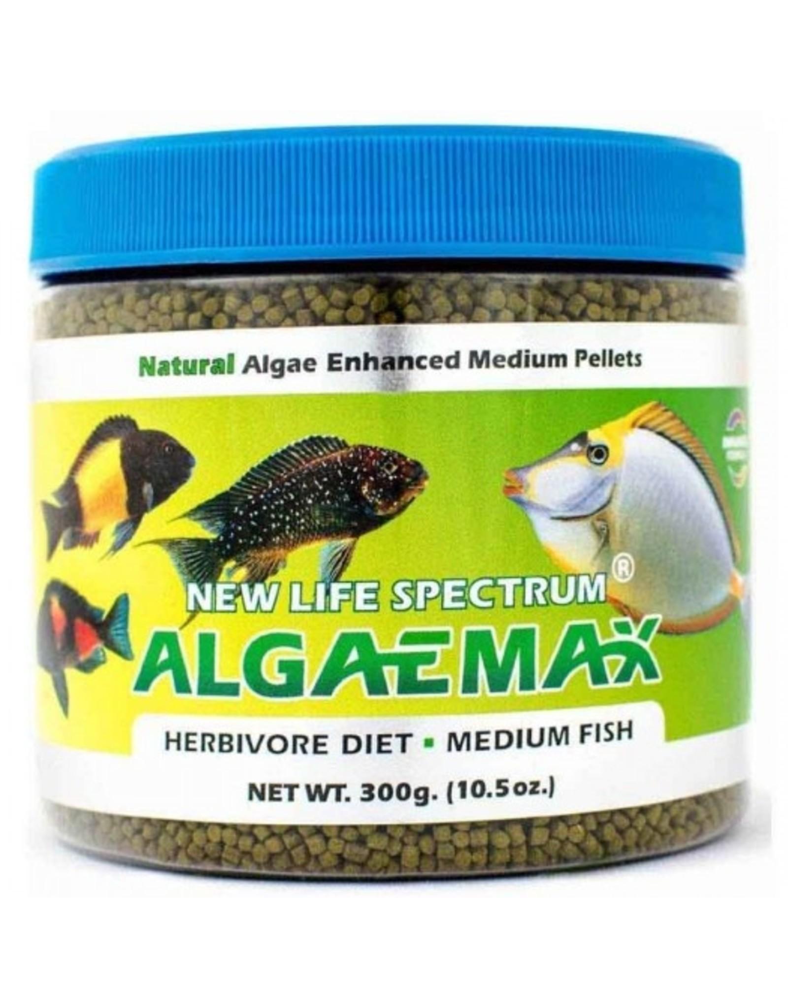 New Life Spectrum NEW LIFE SPECTRUM Algae Max Medium  2mm Pellet