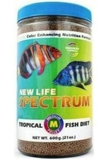 New Life Spectrum NEW LIFE SPECTRUM Tropical Fish Medium 2mm Sinking Pellet
