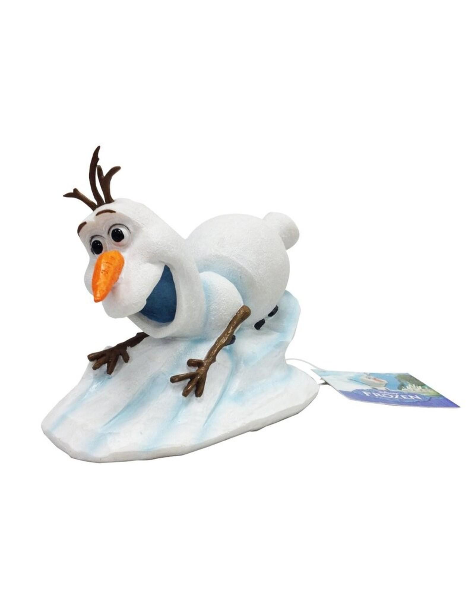 Penn Plax DISNEY Frozen Olaf Sliding Down
