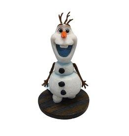 Penn Plax DISNEY Frozen Olaf Standing
