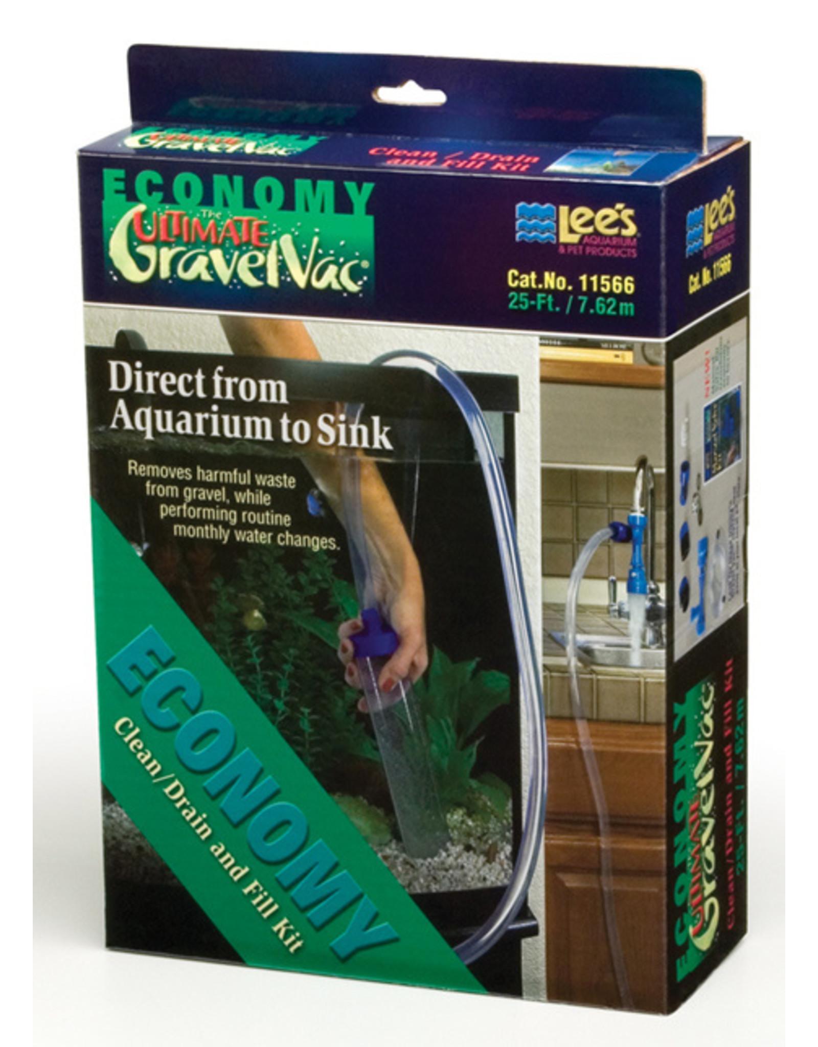 Lee's LEE'S Economy Ultimate Gravel Vac 25' Kit