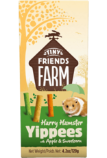 Supreme Pet Foods TINY FRIENDS FARM Harry Hamster Yippees with  Apple & Sweetcorn