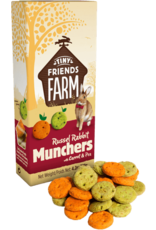 Supreme Pet Foods TINY FRIENDS FARM Russel Rabbit Munchers with Carrot & Leek