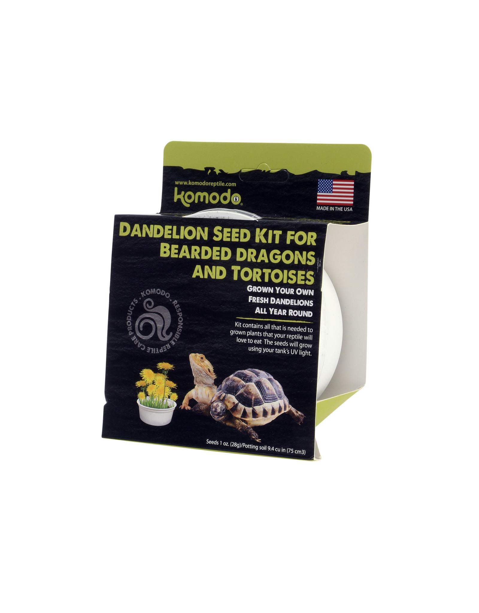 KOMODO Grow Your Own Dandelion 1oz