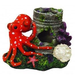 Burgham Aqua-Fit AQUA-FIT Polyresin Octopus