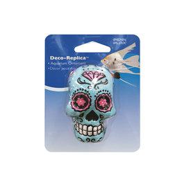 Penn Plax PENN PLAX Blue Sugar Skull w/ Hangtag