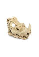 Penn Plax PENN PLAX Resin Rhino Skull