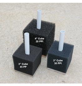 "Jetlifter Cubefilter 30PPI Black 3"" x 3"" x 3"""