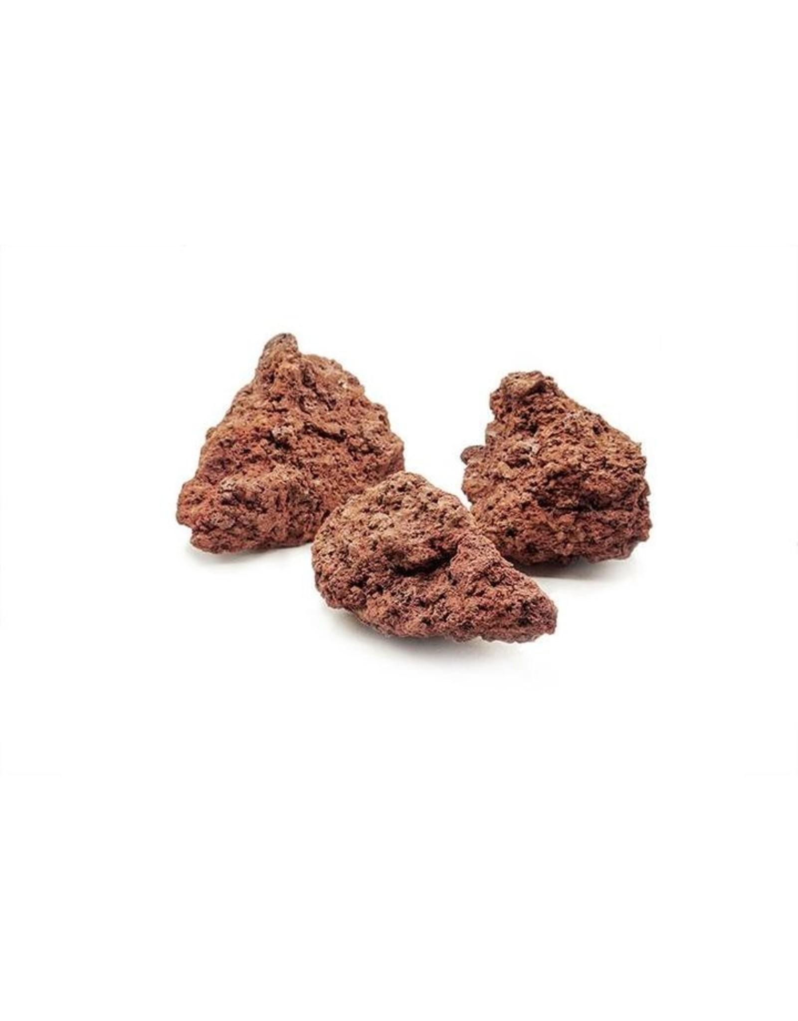 """Aquaglobe Products AQUAGLOBE Lava Rock Red Medium 6""""-8"""""""