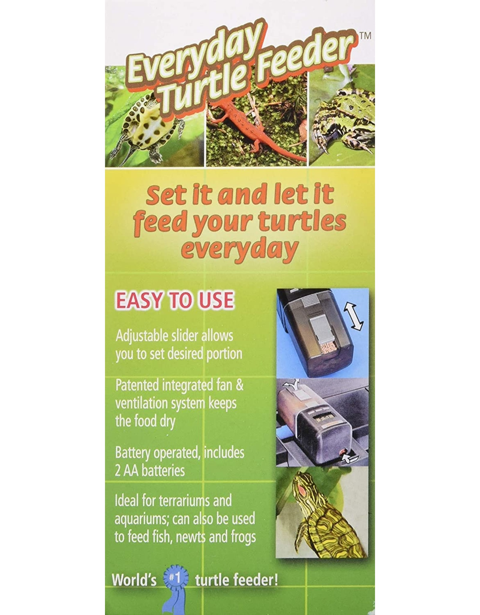 Eheim EHEIM Turtle Automatic Feeder with one Feeding Chamber