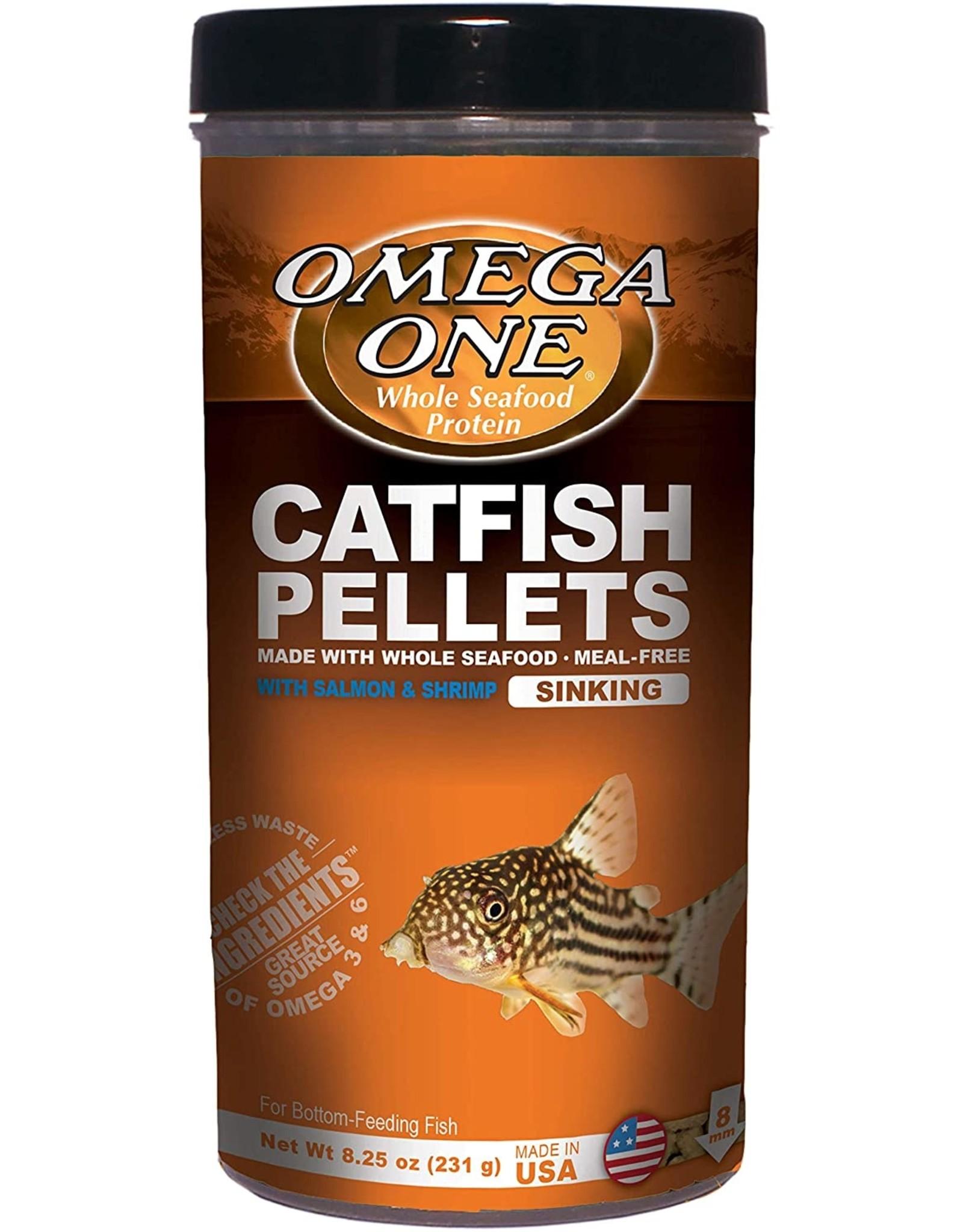Omega One Food OMEGA ONE Catfish Pellets