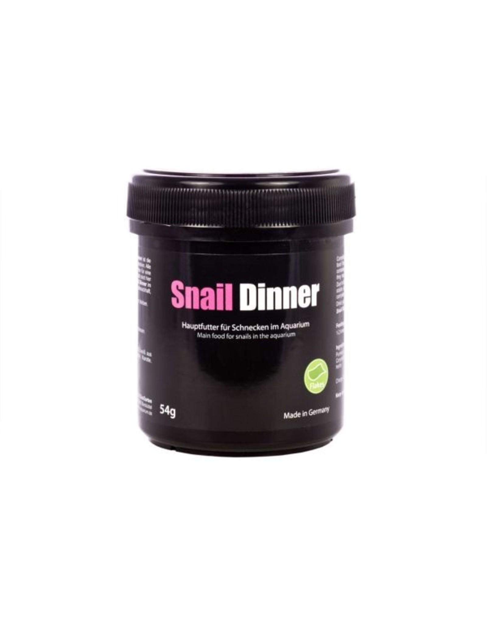 GlasGarten GLASGARTEN Snail Dinner