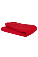 "Chemical Guys Glass and Window Waffle Weave Streak Free Towel, Red 24"" x 16"""