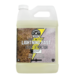 Chemical Guys Lightning Fast Carpet+Upholstery Stain Extractor Cleaner & Stain Remover (1 Gallon)