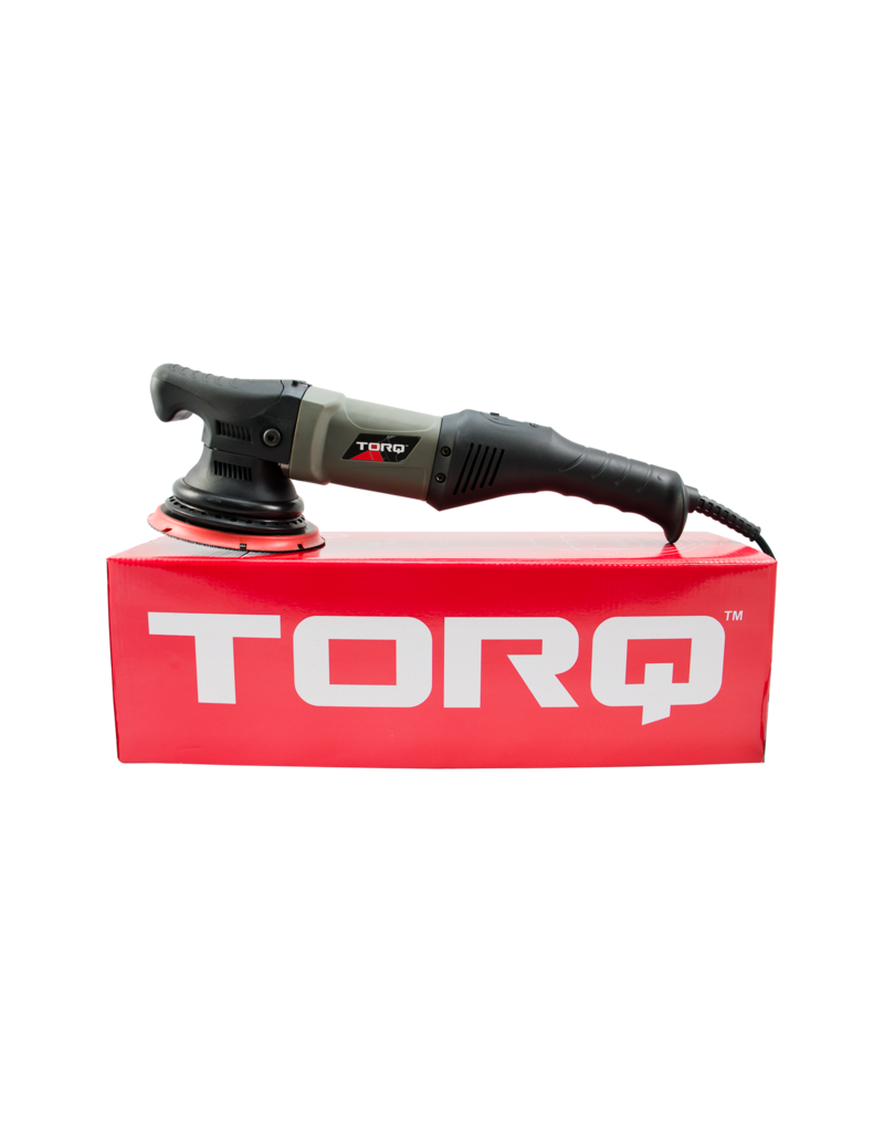 TORQ22D - TORQ Polishing Machines - 120V - 60Hz - Red Backing Plate (1 Unit)