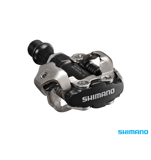 Shimano PD-M540 SPD Pedals Black