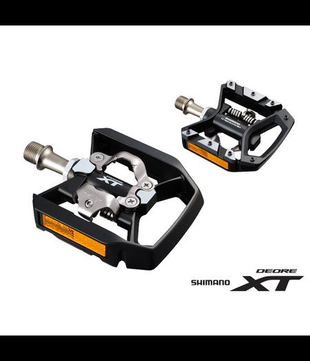Shimano PD-T8000 SPD Deore XT Pedals