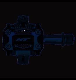 HT Components M1 Cromo Black Pedals