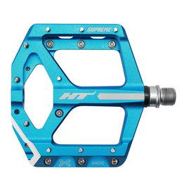 HT Components ANS10 Supreme Flat CroMo Marine Blue Pedal