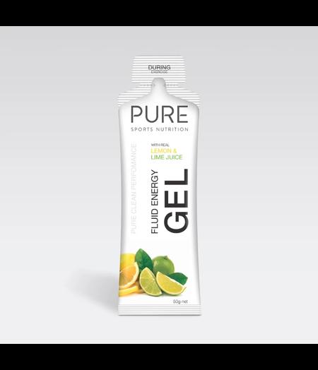 PURE Fluid Energy Gel 50g - Lemon Lime