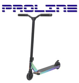 L1 Series Scooter - Neo Chrome