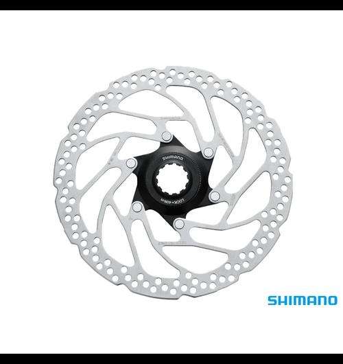 Shimano SM-RT30 Centerlock Disc Rotor180mm for Resin Pad