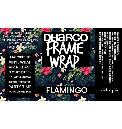 DHaRCO Frame Wrap Flamingo