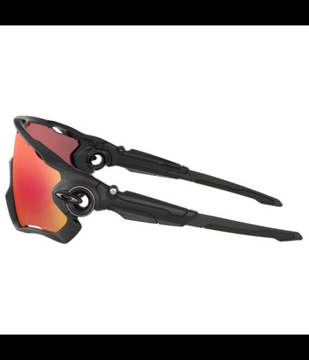 Oakley Jawbreaker Matte Black Prizm Trail Torch