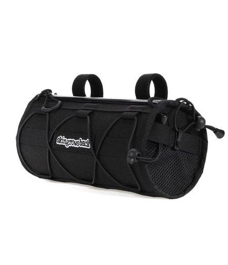 Skin Grows Back Lunchbox Handlebar Bag Blk
