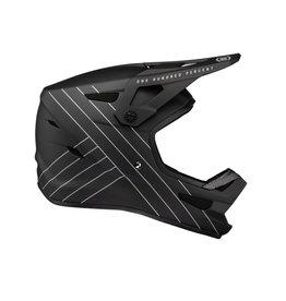 100% Status Helmet Black