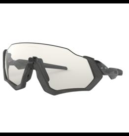 Oakley Flight Jacket Steel Photochromic