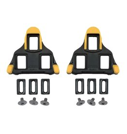 Shimano SM-SH11 SPD-SL Cleat Set Float Yellow