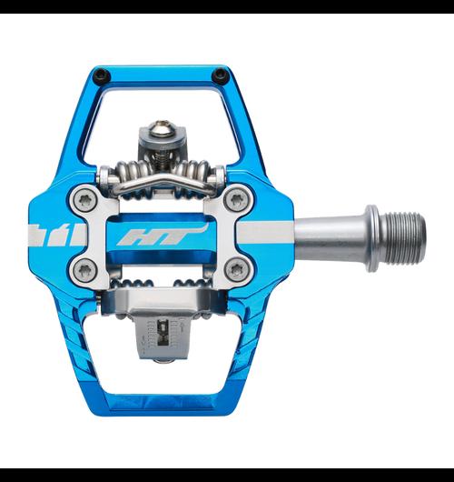 HT Components T1 Enduro Race Pedals Blue