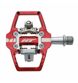 HT Components T1 Enduro Race Pedals Red
