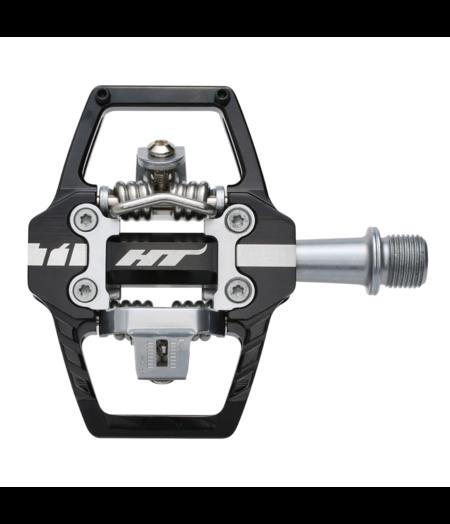 HT Components T1 Enduro Race Pedals Black