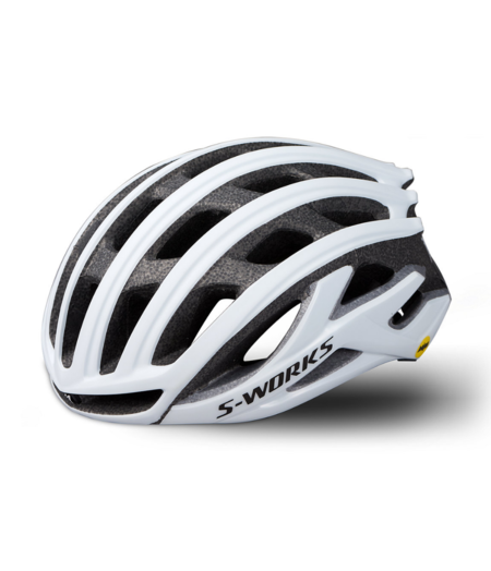 Specialized S-Works Prevail II Helmet ANGI MIPS White
