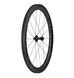 Roval Rapide CLX Front Satin Carbon/Gloss Black 700C