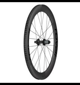 Roval Rapide CLX Rear HG Wheel Satin Carbon/Gloss Black 700C