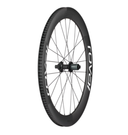 Roval Rapide CLX Rear HG Wheel Satin Carbon/White 700C