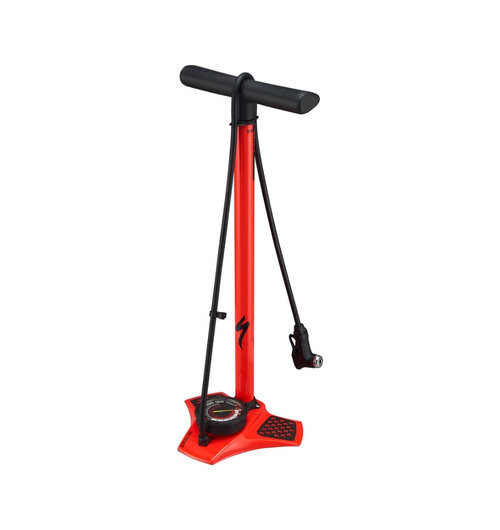 Specialized Air Tool Comp Floor Pump Rocket Red