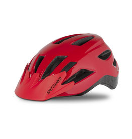 Specialized Shuffle Youth Helmet Flo Red