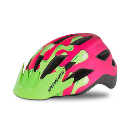 Specialized Shuffle Youth Helmet Acid Pink Slime