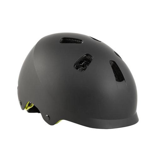 Bontrager Jet WaveCel Children's Helmet Kids (48-52 cm) Black/Volt
