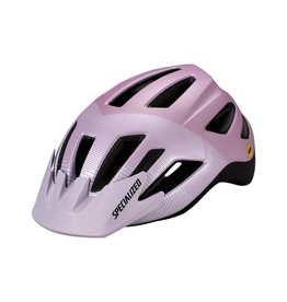 Specialized Shuffle LED MIPS Youth Helmet UV Lilac