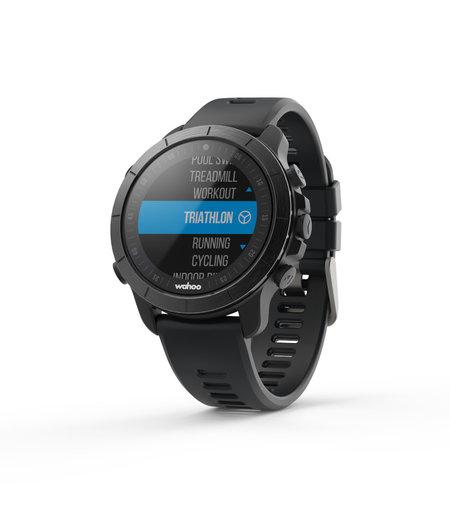 Wahoo RIVAL GPS Watch Stealth Grey