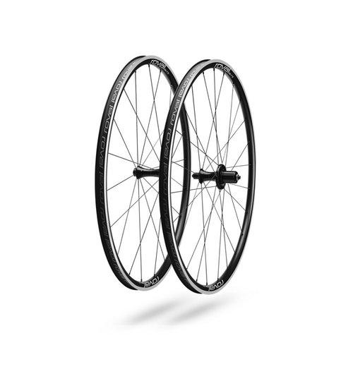 Roval SLX 24 Rim Wheelset Black/Charcoal 700c (pair)