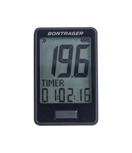 Bontrager RIDEtime Cycling Computer  Black